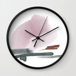 Introversion I Wall Clock