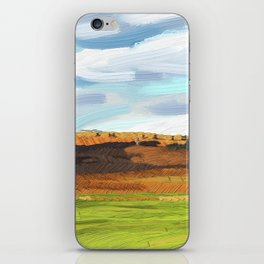 Farming Plain iPhone Skin