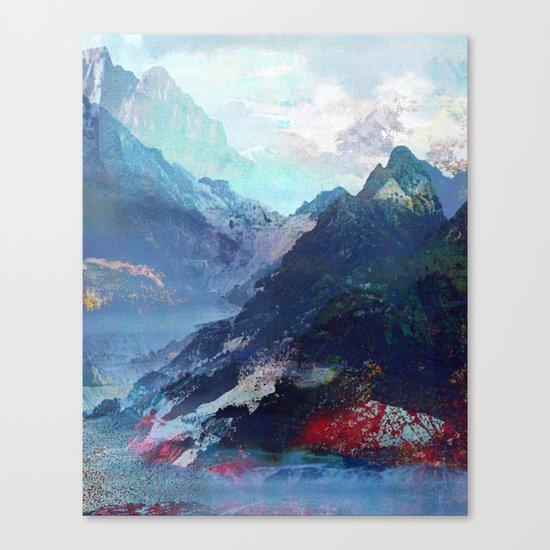 Untitled 20130913a (Landscape) Canvas Print