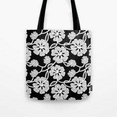 50's Lace Tote Bag