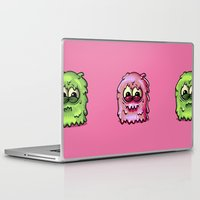 furry Laptop & iPad Skins featuring Furry 2 by Keyspice