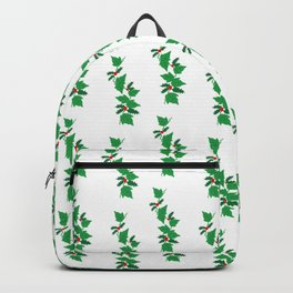 Holly and Ivy Backpack