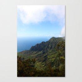 Hawaii II Canvas Print