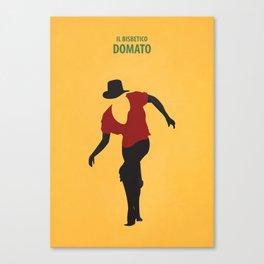 Il Bisbetico Domato  Canvas Print
