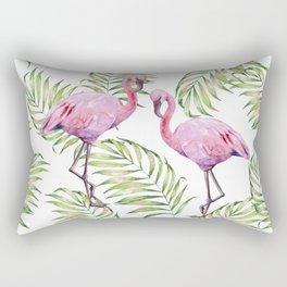 Flamingo  #society6 #buyart Rectangular Pillow