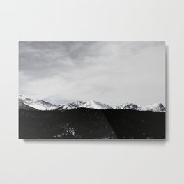 Resolute  Metal Print