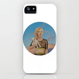 G.O.A.T. iPhone Case