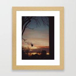 Charlotte Sunrise Framed Art Print