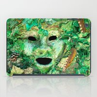 pagan iPad Cases featuring MASKED by Catspaws
