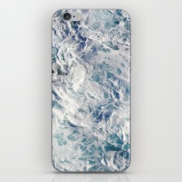 Seafoam Pacific iPhone Skin