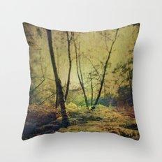 Florald Throw Pillow
