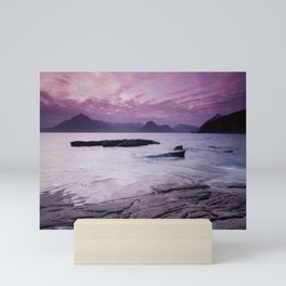 Elgol Beach III Mini Art Print