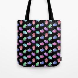Pastel Pumkins Tote Bag
