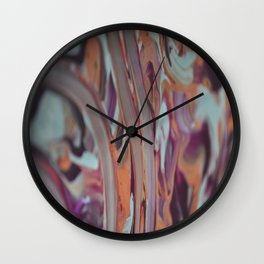 Embouchure of the Saxophone Wall Clock