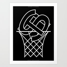 San Francisco(s): GS Warriors (May 28, 2017) Art Print