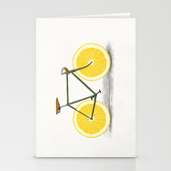 Zest Stationery Cards