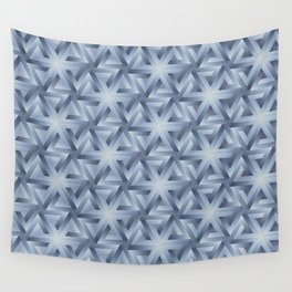 Snowcapped mountains Wall Tapestry