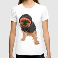 gangster T-shirts featuring Gangster Digby by Michele Nicolette