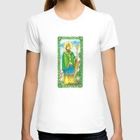 patrick T-shirts featuring Saint Patrick by TheCore