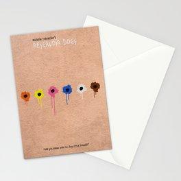 Reservoir Dogs 2 Stationery Cards