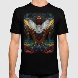 The Great Grey Owl T-shirt