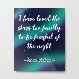 Love the Stars Metal Print