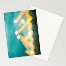 Circus Lights Stationery Cards