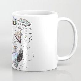 Fragments Of My Subconcious Coffee Mug