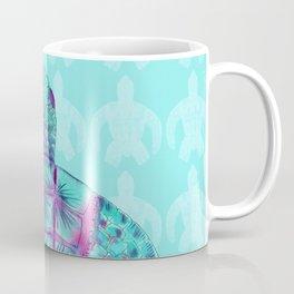 Tomas in Aqua Coffee Mug