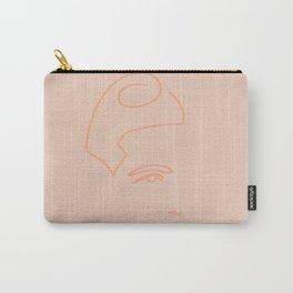 Simone de Beauvoir Carry-All Pouch