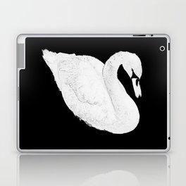 Kriegsbeginn /white logo Laptop & iPad Skin