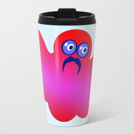 Mister Ghost Travel Mug