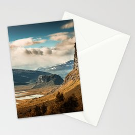 Brown Mountain Stationery Cards
