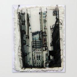 Slice of San Francisco Canvas Print