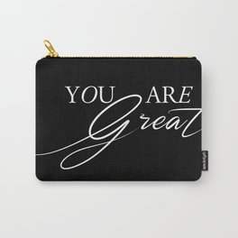 Reminder Carry-All Pouch