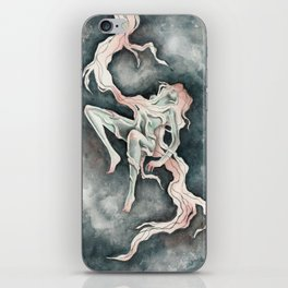 You've Been Thunderstruck (Semele & Zeus) iPhone Skin