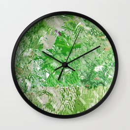 The Weeds to Grandmothers house. Wall Clock
