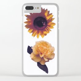 YELLOW  is the color of Summer!       by Kay Lipton Clear iPhone Case