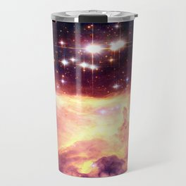 Galaxy nebUla : Warm Scorpius Travel Mug
