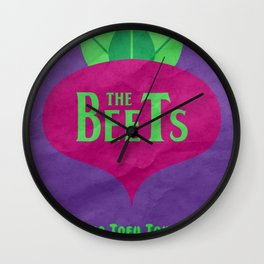 Killer Tofu Tour '91 Wall Clock