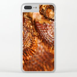 Bali - Coffee Plant Clear iPhone Case