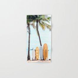 Choose Your Surfboard Hand & Bath Towel