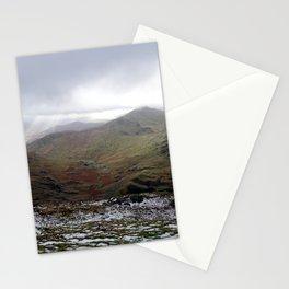 Mount Snowdon, Snowdonia, Wales Stationery Cards