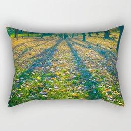 colours of autumn Rectangular Pillow