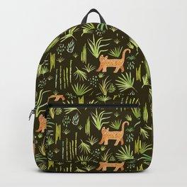 Jungle Cats Backpack
