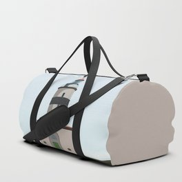 The lighthouse of Falsterbo Duffle Bag