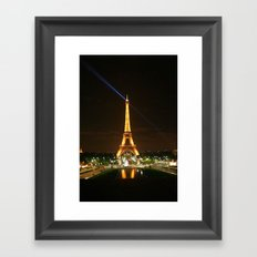 Beacon Framed Art Print