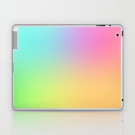 Blended Rainbow Laptop & iPad Skin
