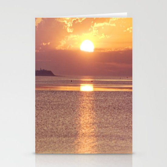 Light the Skies Stationery Cards