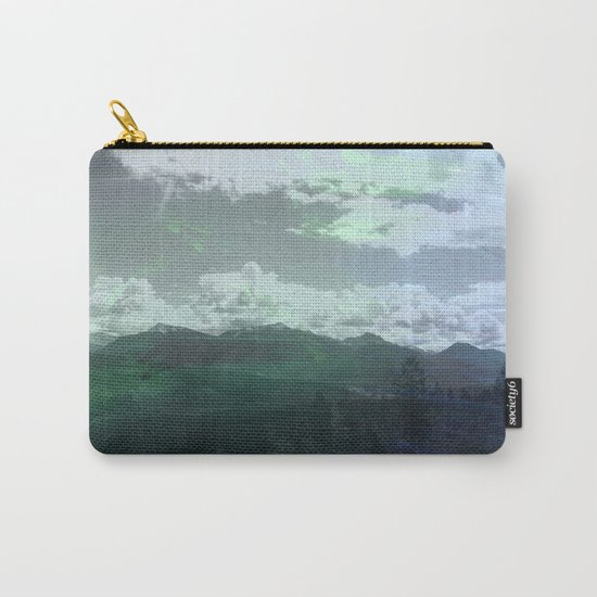 Moody Wanderer Carry-All Pouch